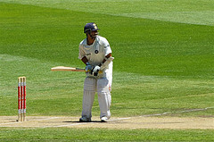 Sachin Tendulkar hits his hundredth ton