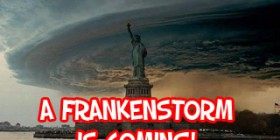 Hurricane Sandy: A frankenstorm is coming!