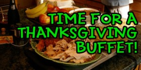 Thanksgiving Buffet!